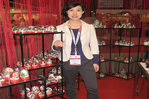 participou de 2008 china sourcing justo em Hong Kong